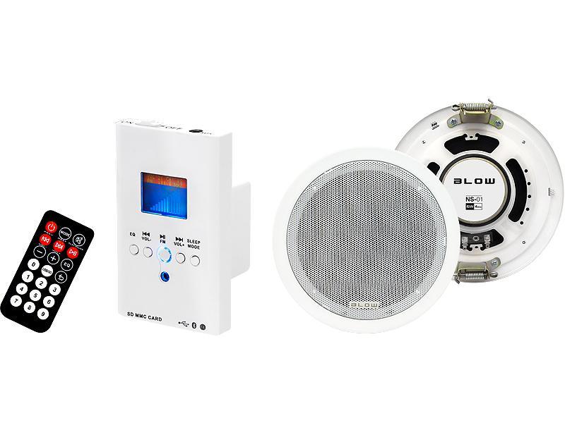 Audio systém BLOW NS-01 + dálkový ovladač
